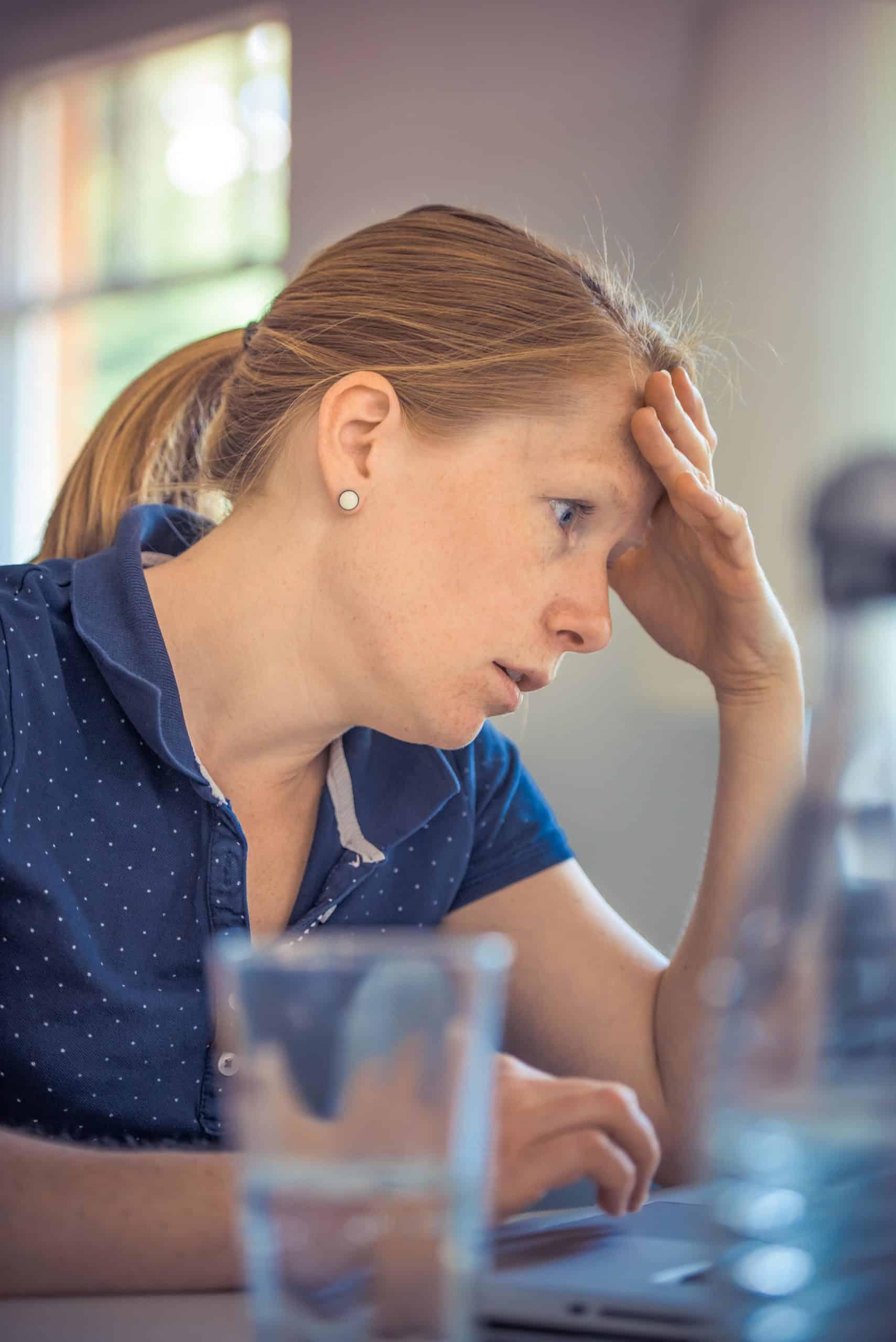 Lawyer burnout